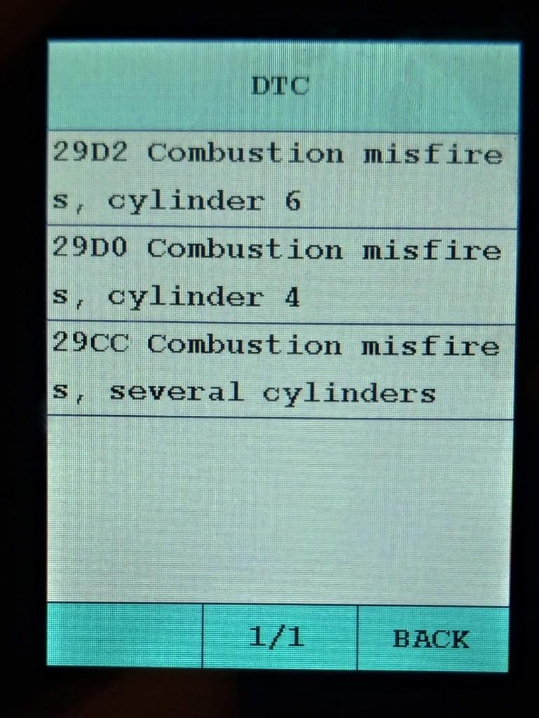 E83 X3 CLI 2番イグニッションコイル交換(105,050km) – ボダボダ
