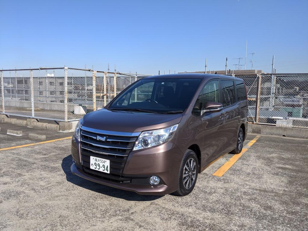 ZRR80Gノアの売却その(4)~買い取り専門店